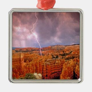 USA, Utah, Bryce Canyon National Park. Christmas Ornament
