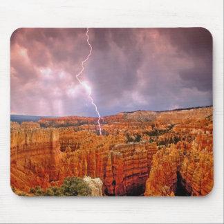 USA, Utah, Bryce Canyon National Park. Mouse Mat