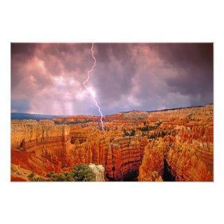 USA, Utah, Bryce Canyon National Park. Photograph