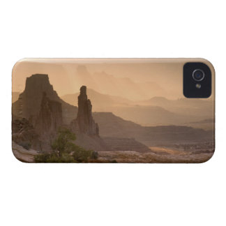 USA; Utah; Canyonlands National Park. View of iPhone 4 Covers