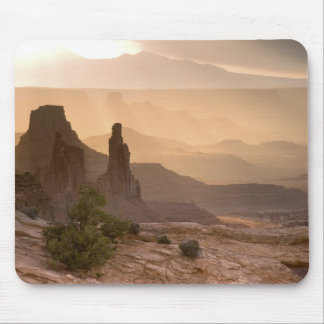USA; Utah; Canyonlands National Park. View of Mouse Mat