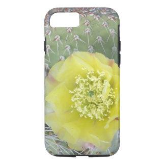 USA, Utah, Canyonlands, NP, Desert Prickly Pear iPhone 7 Case