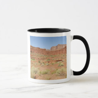 USA, Utah, Canyonlands NP, Shafer Canyon Mug