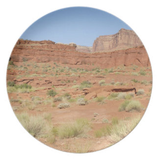 USA, Utah, Canyonlands NP, Shafer Canyon Plate