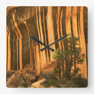USA, Utah, Capitol Reef National Park Wall Clock