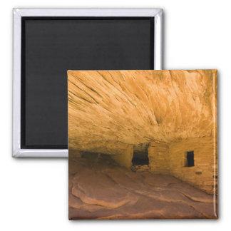 USA, Utah, Cedar Mesa, Mule Canyon. Sandstone Magnet