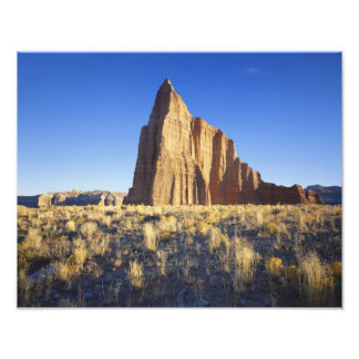 USA, Utah, Colorado Plateau, Lower Cathedral Photographic Print