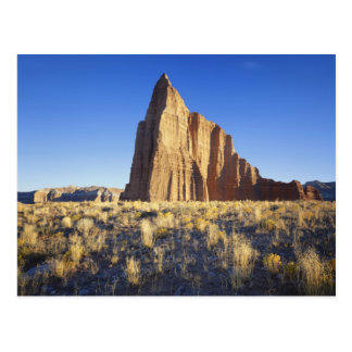 USA, Utah, Colorado Plateau, Lower Cathedral Postcard