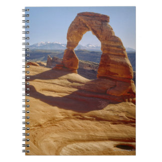 USA, Utah, Delicate Arch Notebooks