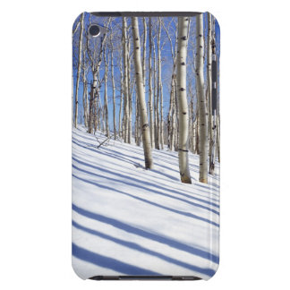 USA, Utah, Dixie National Forest, Aspen Grove Barely There iPod Cases