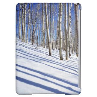 USA, Utah, Dixie National Forest, Aspen Grove Case For iPad Air
