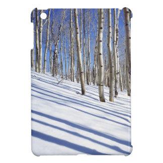 USA, Utah, Dixie National Forest, Aspen Grove Cover For The iPad Mini