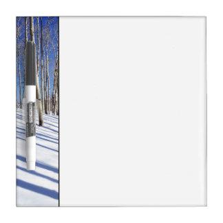 USA, Utah, Dixie National Forest, Aspen Grove Dry-Erase Whiteboard