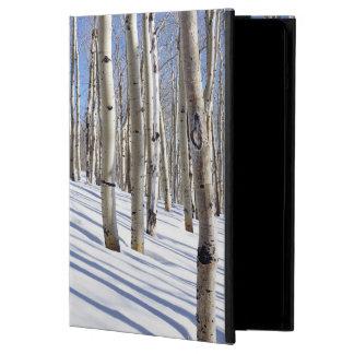 USA, Utah, Dixie National Forest, Aspen Grove iPad Air Cover