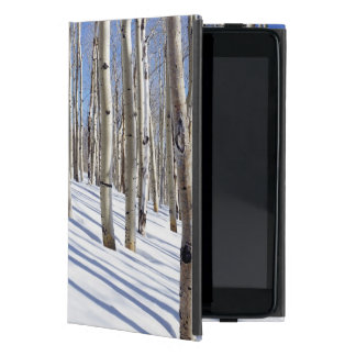 USA, Utah, Dixie National Forest, Aspen Grove iPad Mini Case
