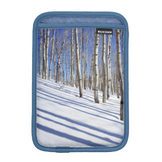 USA, Utah, Dixie National Forest, Aspen Grove iPad Mini Sleeve