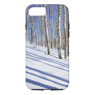 USA, Utah, Dixie National Forest, Aspen Grove iPhone 8/7 Case