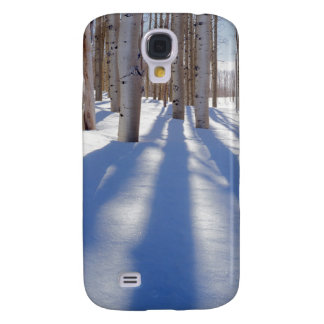 USA, Utah, Dixie National Forest, Aspens Galaxy S4 Case