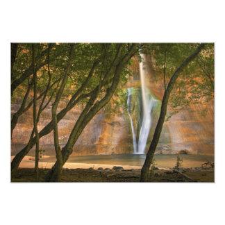 USA, Utah, Escalante Wilderness. A view of Photo Print