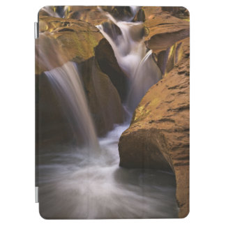 USA, Utah, Escalante Wilderness. Waterfall in 2 iPad Air Cover