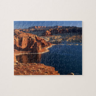 USA, Utah, Glen Canyon National Recreation Area 2 Jigsaw Puzzle