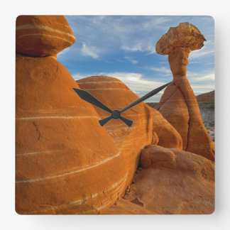USA, Utah, Grand Staircase Escalante-National Wallclock