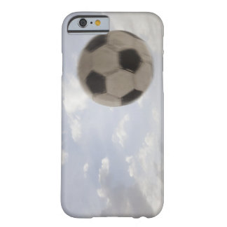 USA, Utah, Lehi, Soccer ball against sky Barely There iPhone 6 Case