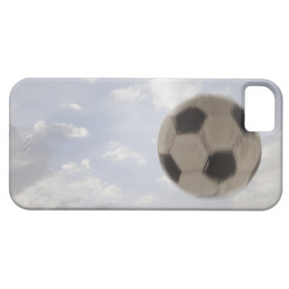 USA, Utah, Lehi, Soccer ball against sky Case For The iPhone 5