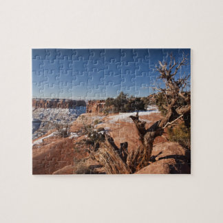 USA, Utah, Moab. Canyonlands National Park, Jigsaw Puzzle