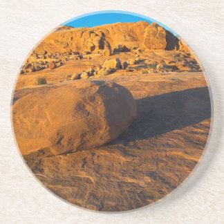 USA, Utah, Moab, Sandstone Coaster