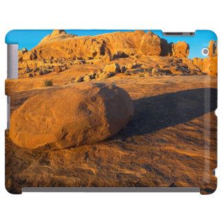 USA, Utah, Moab, Sandstone iPad Case