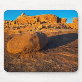 USA, Utah, Moab, Sandstone Mouse Pad