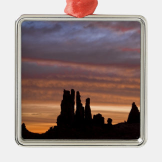 USA, Utah, Monument Valley National Park. 2 Christmas Ornament