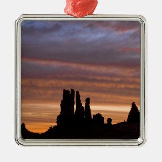 USA, Utah, Monument Valley National Park. 2 Christmas Ornament