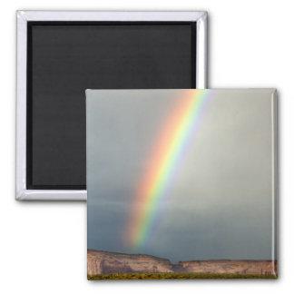 USA, Utah, Monument Valley Navajo Tribal Park. 2 Fridge Magnets
