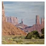 USA, Utah, Monument Valley Navajo Tribal Park. Tile