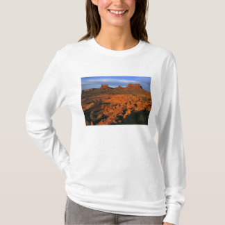 USA, Utah, Monument Valley. Sunset light T-Shirt