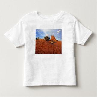 USA, Utah, Monument Valley. Wind creates Toddler T-Shirt