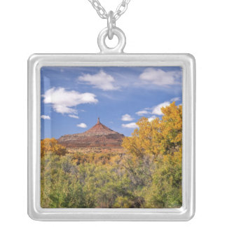 USA, Utah, near Canyonlands National Park on Silver Plated Necklace