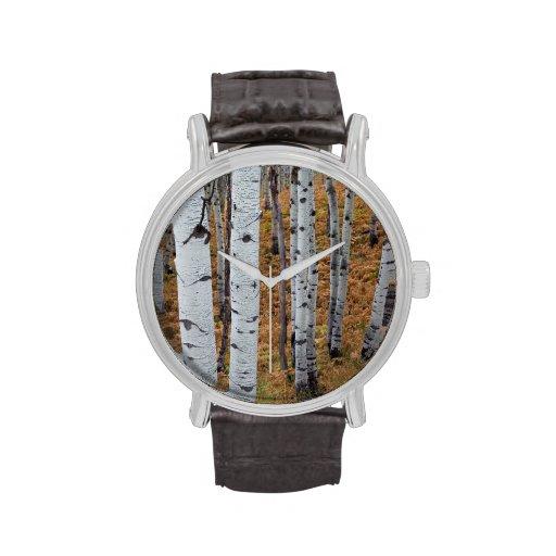 USA, Utah, Uinta-Wasatch-Cache National Forest 2 Wrist Watch