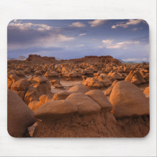 USA; Utah. View of Goblin Valley State Park at Mouse Mat