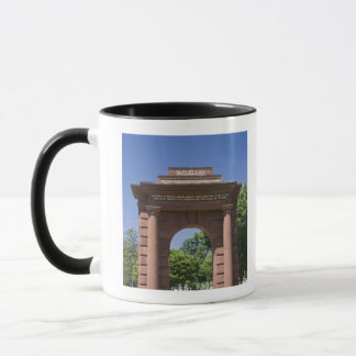 USA, VA, Arlington. McClellan Gate at Arlington Mug