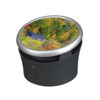 USA, Vermont. Fall foilage along Highway 100. Bluetooth Speaker
