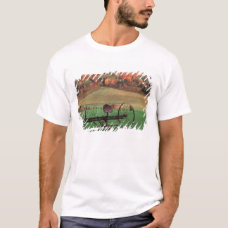 USA, Vermont, Farm. T-Shirt