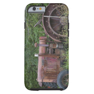 USA, Vermont, MANCHESTER: Antique Farm Tractor Tough iPhone 6 Case