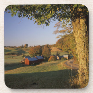 USA Vermont south Woodstock Jenne Farm at Coaster