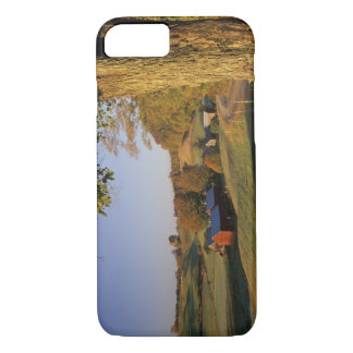 USA, Vermont, south Woodstock, Jenne Farm at iPhone 7 Case