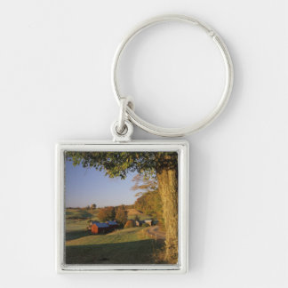 USA, Vermont, south Woodstock, Jenne Farm at Key Ring