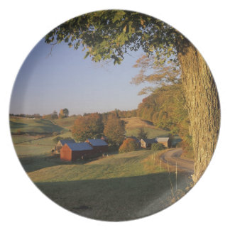 USA, Vermont, south Woodstock, Jenne Farm at Party Plate
