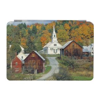 USA, Vermont, Waits River. Fall foliage adds iPad Mini Cover